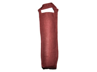 Röd flaskpåse