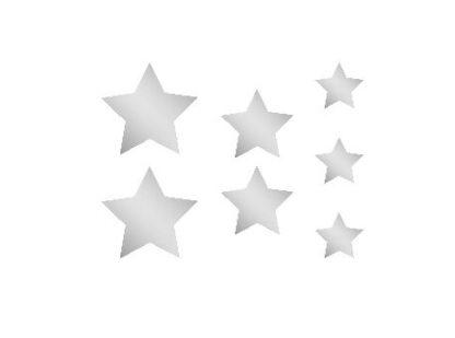 reflex stjärnor